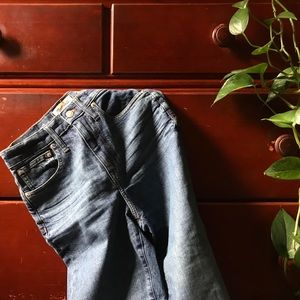 Madewell High-Rise Slim Boyjean: Eco Edition